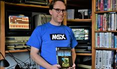 Article about MSX Fair Nijmegen in local magazine