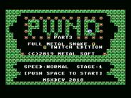 MSXdev'18 #13 - PWND3