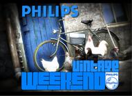 Vintage Philips Weekend 2019