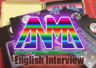 Anma English interview