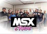 MSX CRUISE 2019 (the experience described)