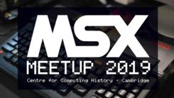 Encuentro de MSX a principios de mayo en Cambridge, Reino Unido