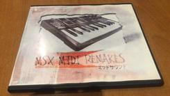 Nuevo CD musical MSX MIDI Remakes