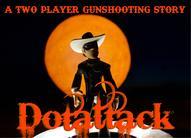 Publicado gratuitamente juego de 2 jugadores para MSX DotAttack por NOP 2020