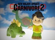 Большое обновление для Carnivore2