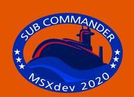 MSXdev'20 # 3 - Subcomandante