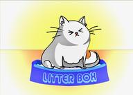 MSXdev'20: #06 – Litter Box