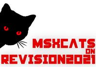 MSX Cats on Revision2021