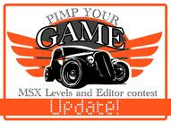 MSX Level and Editor contest prizes update