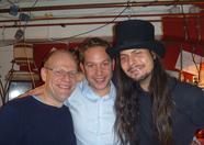 Sander, Snout and JohnHassink
