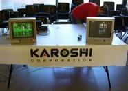 Karoshi's stand being 'built'