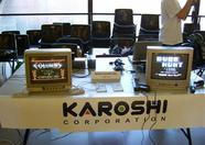 Now Karoshi's stand is complete with new games!!