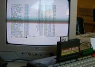 You bet! An MSX1 with CF-Cards and 4MB RAM!