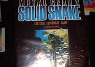 Even Solid Snake was for sale