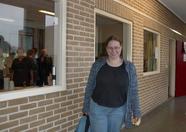 One of the MSX girls, Wynke Stulemeyer