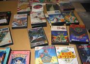 Loads of imported Konami's