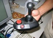 Nice 2-button joystick mod!