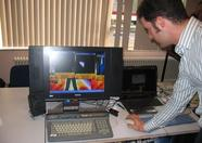 (Jorn Mika) Prodatron demonstrating how SymbOS plays multiple movies at the same time