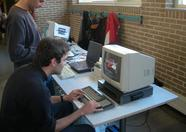 openMSX booth