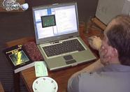 edwin working on Wings, in openMSX