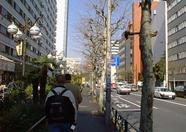 A street in Aoyama, near Ajia Kaikan.