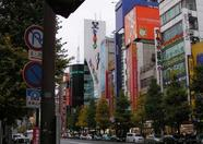 There it is: Akihabara!