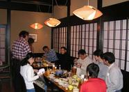Many, many MSX users in one restaurant