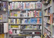 Lot's of MSX software at Trader2 also in Akihabara (Tokyo)