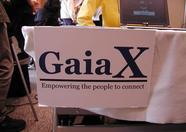 Gaiax's stand!