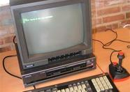 This screen has quite some historical and nostalgical value to visitors of the old MSX Computer Club Groningen