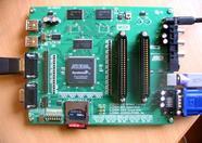 The One Chip MSX prototype