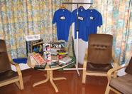 MRC's T-Shirts had arrived just in time...