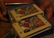 Mario for MSX