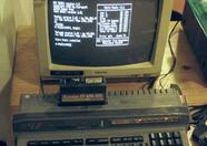 Sunrise ATA CF-IDE in a MSX TurboR :)
