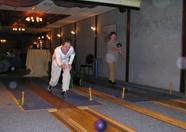 Bas Kornalijnslijper in his bowling-pose