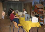 The Triplex setup was quite popular during the day, thanks to Maico Arts who made this possible.
