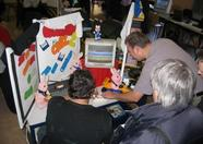 The Hyper Olympic setup of Deltasoft was also very popular, probably due to the Konami HyperShot controllers that made playing the game quite enjoyable.