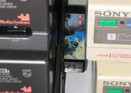 Look at that Metal Gear 2 cart in the bottom MSX of Bas K's MSX tower!