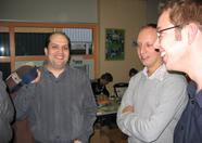 Edwin, Marcel and Sander