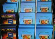 A nice stock of MP3 players