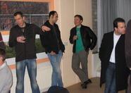 Bart Roijmans, Pascal Oldenzeel, Anne de Raad and Eric van Beurden