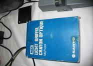 The box of the MLP-001 light pen.