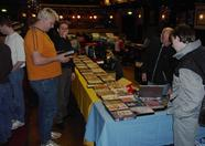 Sales at the MSX Resource Center stand