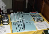 Technical manuals at the MSX NBNO stand