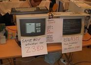 TNI shows their products, GEM and TNIASM. GEM is a Gameboy Emulator for MSX