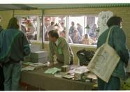 Zandvoort 1996 - An impression of the fair.