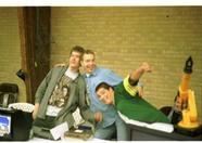Zandvoort 1996 - An impression of the fair.