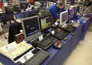 Vintage MSX on Display