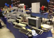 Serge's awesome Atari 8bits collection