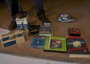 Various MSX Software and Hardware was for sale at Nijmegen